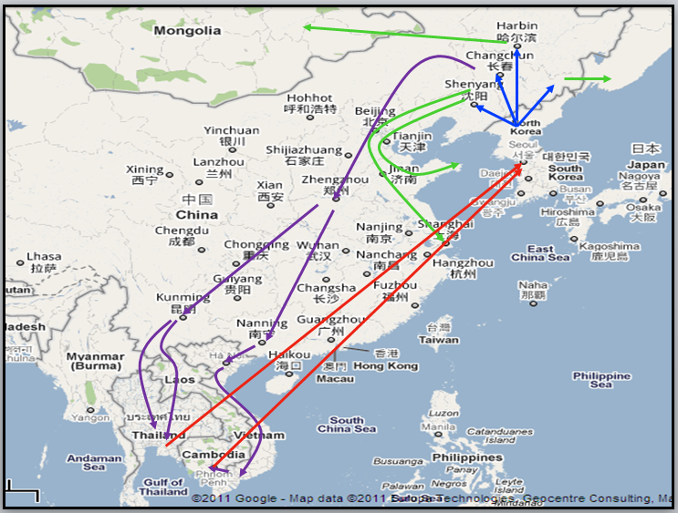 The Complexity Of North Korean Migration Asia Pacific Memo