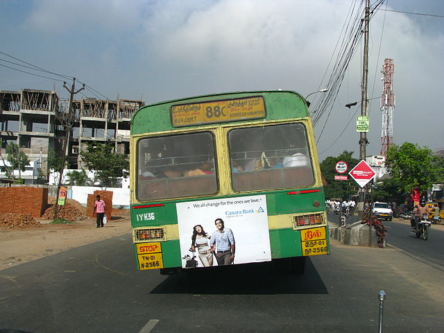 In terms of costs and efficiency, upgrading ageing and insufficient bus systems may prove the most viable route for many Indian cities (Credit: McKay Savage).